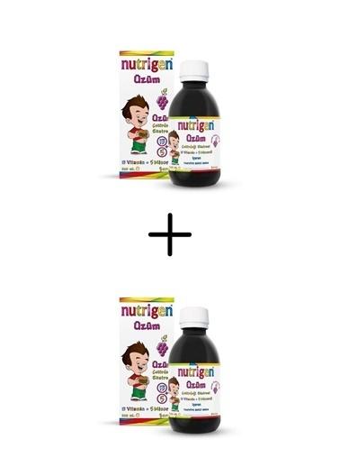 Nutrigen Nutrigen Üzüm Şurup 2'li Fırsat Paket 200 Ml Renksiz